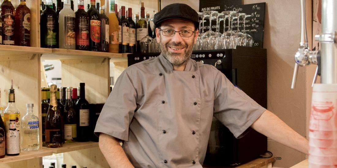 [#LesPros2018] Laurent Bolzacchini, un restaurateur à l'ambition débordante
