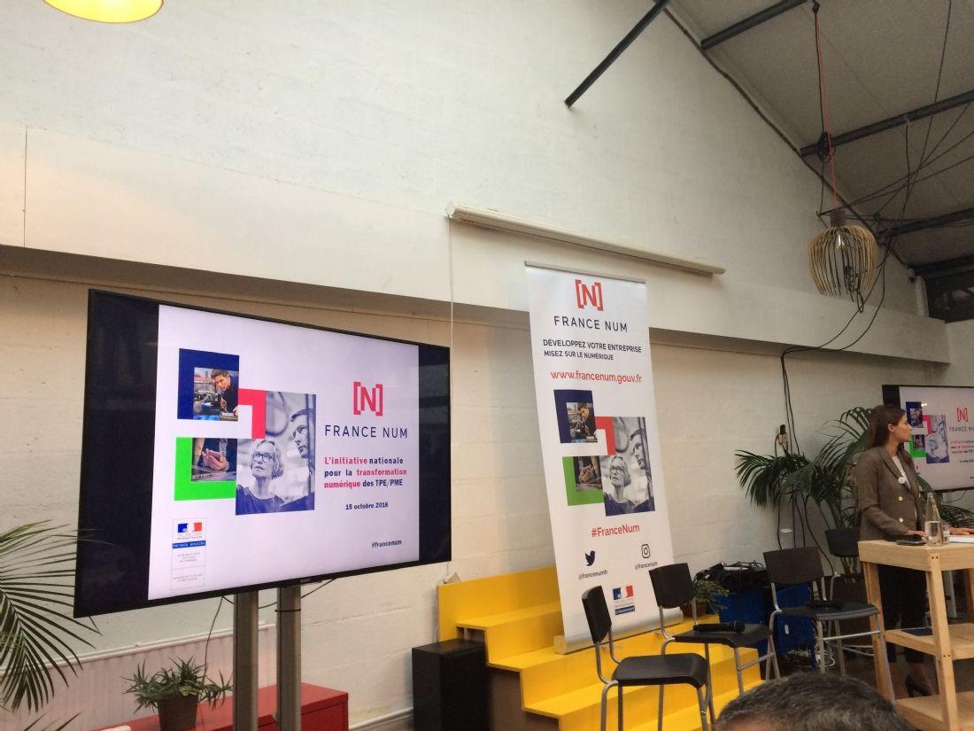 winkel nieuwe specials te koop France Num, un dispositif pour digitaliser les TPE et PME