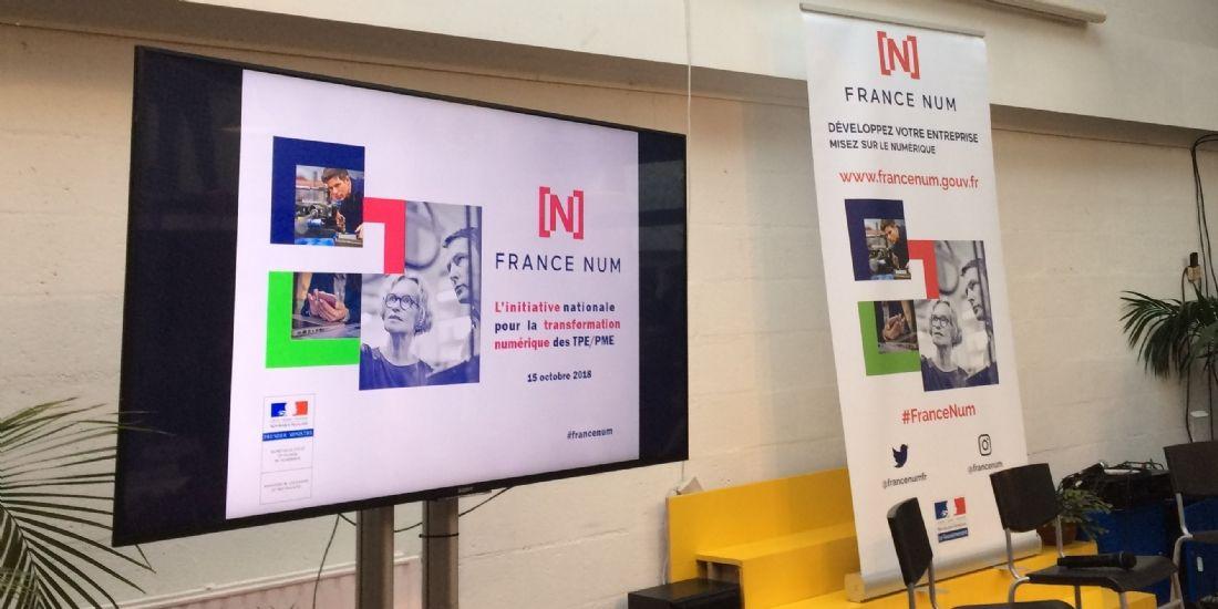 France Num, un dispositif pour digitaliser les TPE et PME