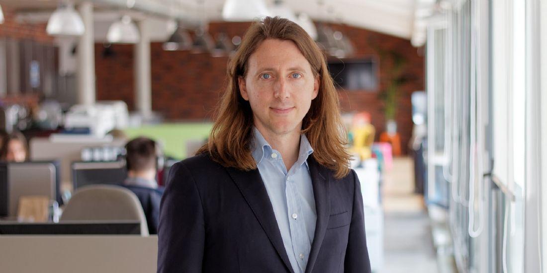 Julien Stern, fondateur d'Universign