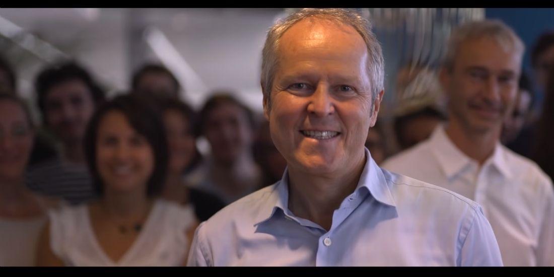Yves Guillemot, p-dg d'Ubisoft désigné Entrepreneur de l'Année 2018