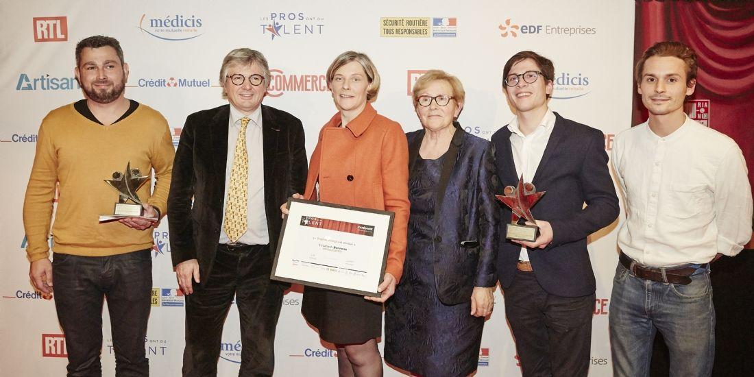#LesPros2018 : Epi'Log et Canard Street, remportent le prix Or dans la catégorie Communication