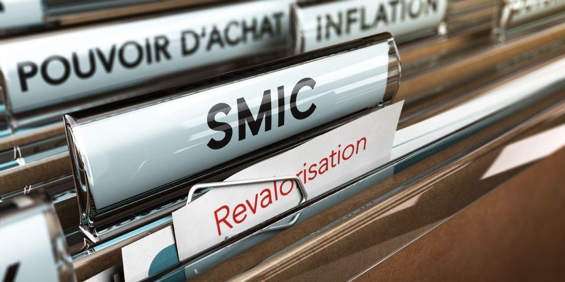 Le Smic horaire revalorisé à 10,03 euros en 2019