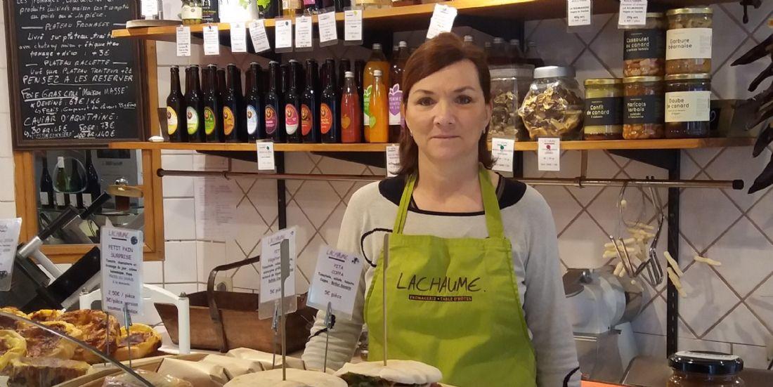 [Focus] Sabine Lachaume plaque tout pour ouvrir une fromagerie-table d'hôte
