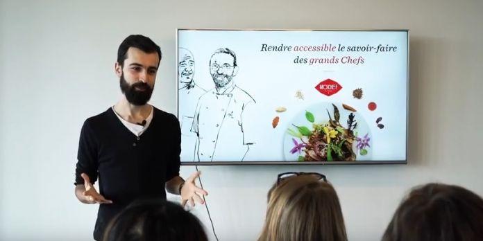 [Vidéo] Apprendre à bien pitcher face à un investisseur : l'exemple de MoiChef