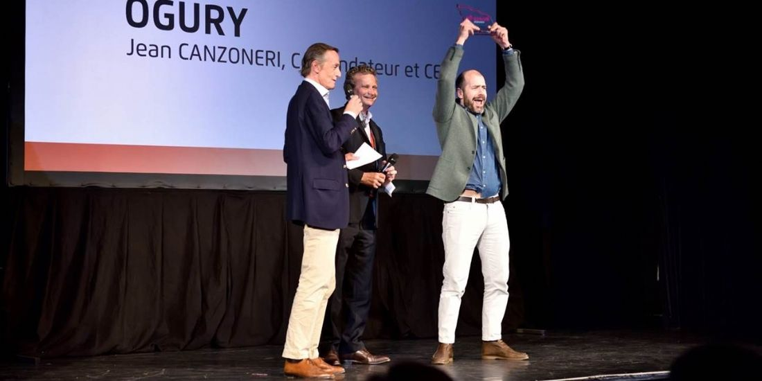 Scale-Up Awards 2018 : Ogury sacrée scale-up de l'année