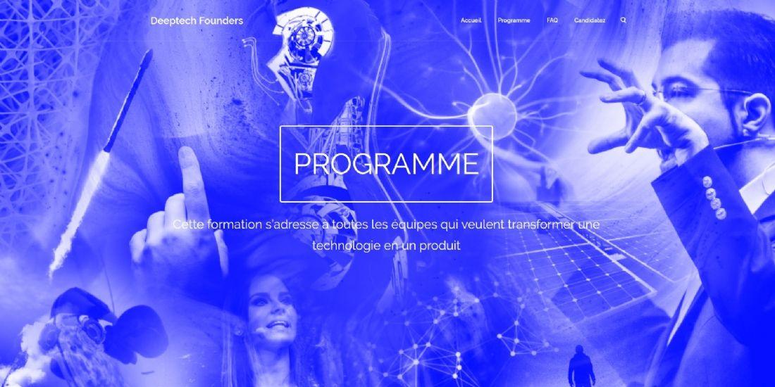 Deepteech Founders, la formation qui fait passer du labo à la start-up