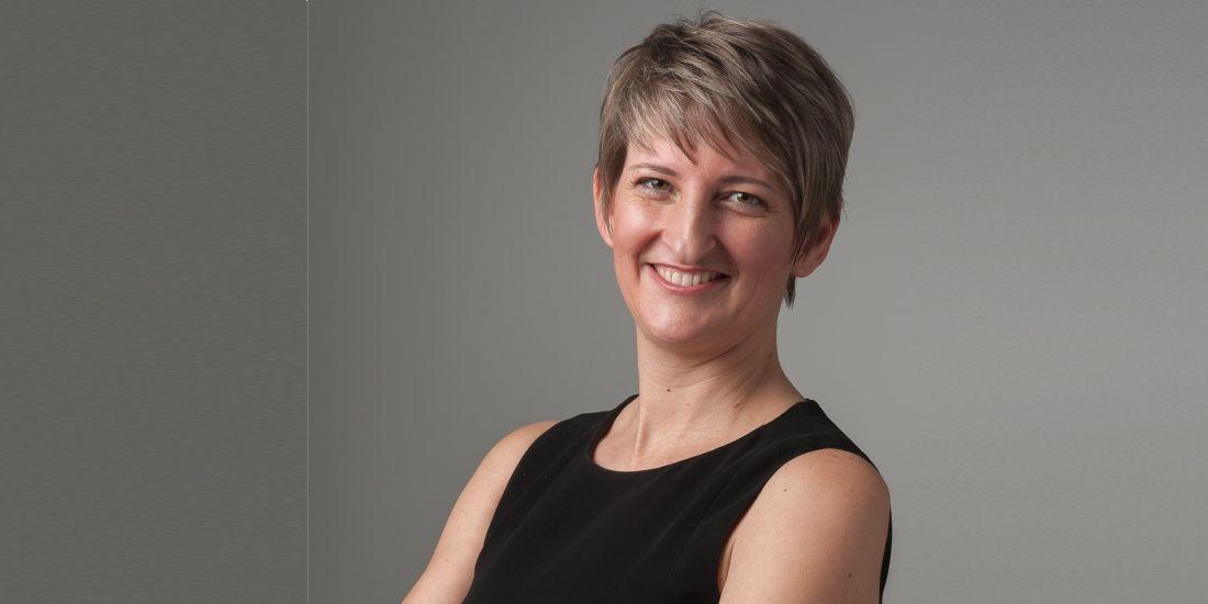 Sylvie Guinard, p-dg de Thimonnier