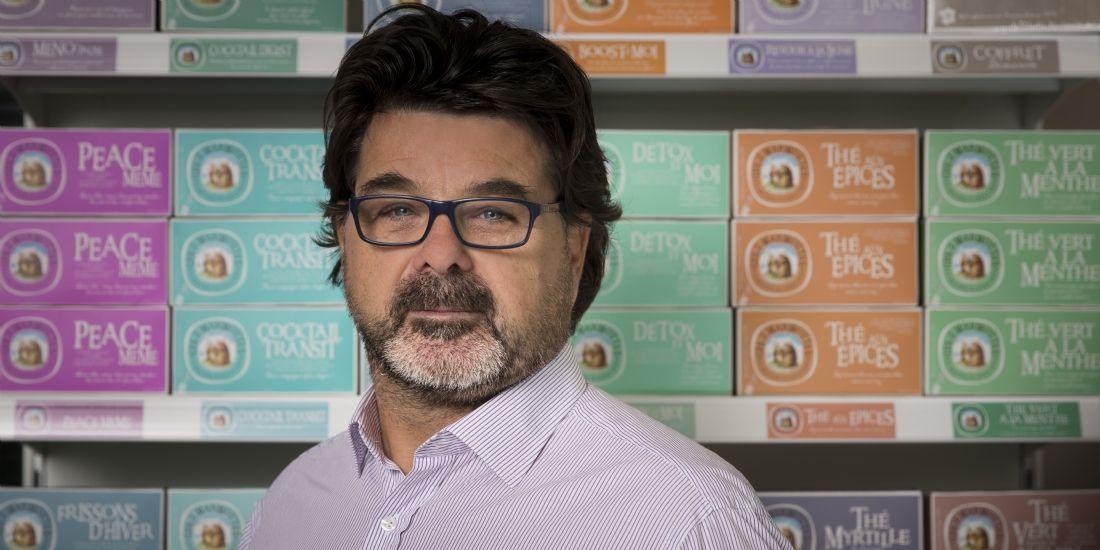 Jean-Marc Stezycki, p-dg des 2 Marmottes
