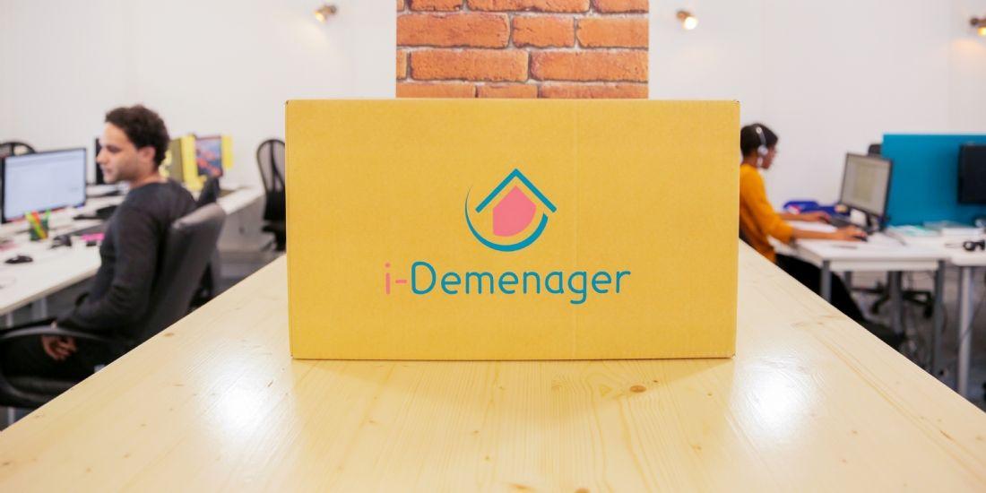 Comment la start-up i-Déménager compte doubler de taille en 2018
