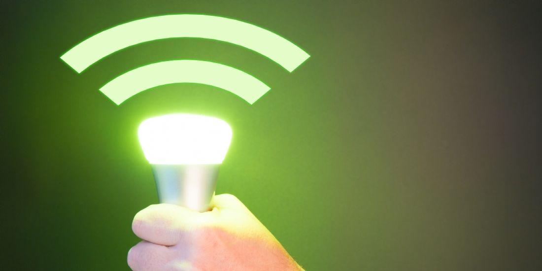 Li-fi et VLC, de l'ombre à la lumière