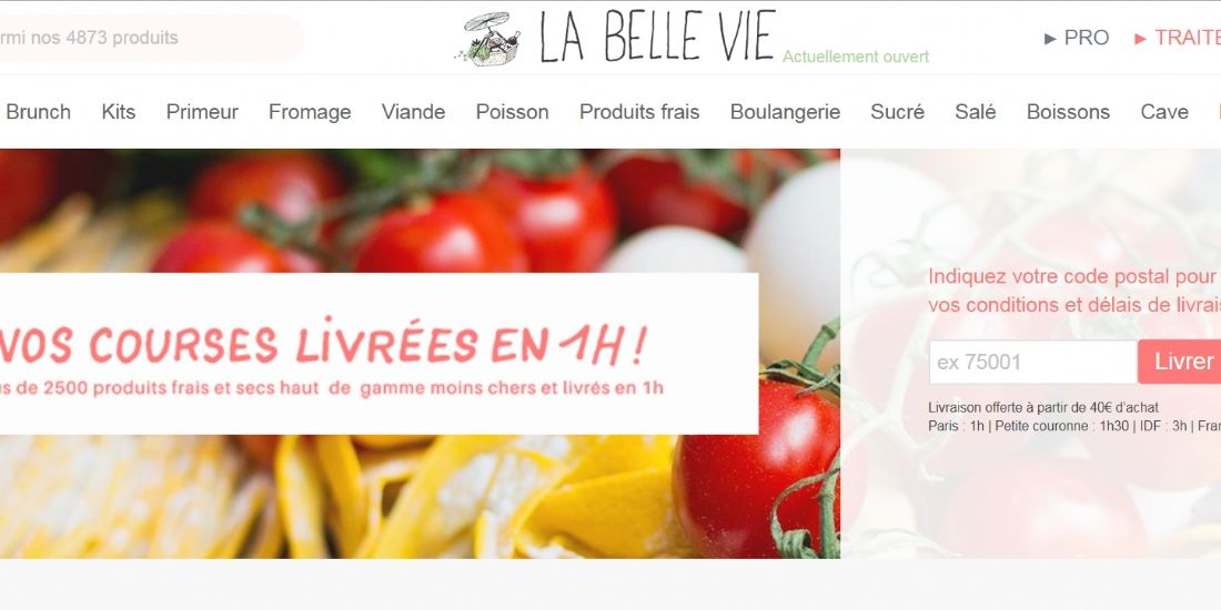 La foodtech La Belle Vie lève 5,5 millions pour s'étendre hors de Paris