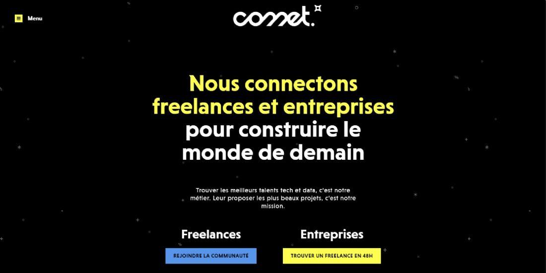 Comet lève 11 millions d'euros pour se satelliser en Europe