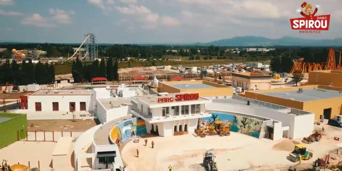Le Parc Spirou Provence lève 5 millions d'euros pour accompagner son ouverture