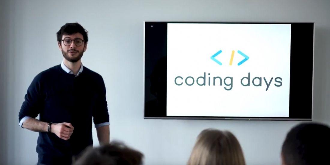 [Vidéo] Apprendre à bien 'vendre' sa start-up dans un pitch : le cas Coding Days
