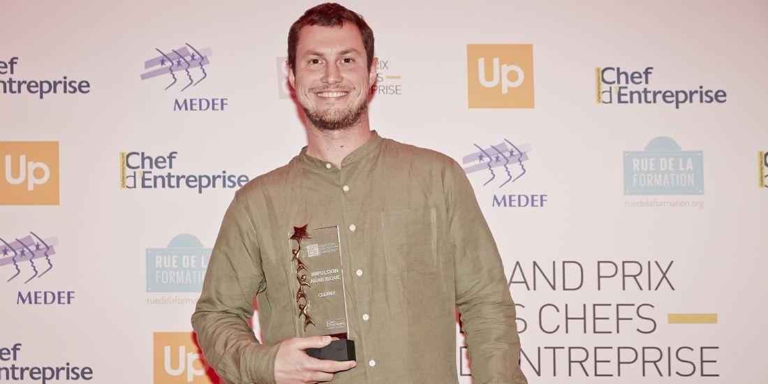 GPCE 2018 : Cleany reçoit le prix Impulsion numérique