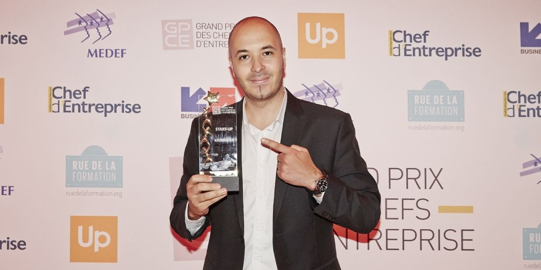 GPCE 2018 : Kickmaker remporte le prix Start-up