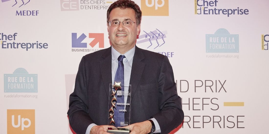 GPCE 2018: Lucibel remporte la catégorie Innovation