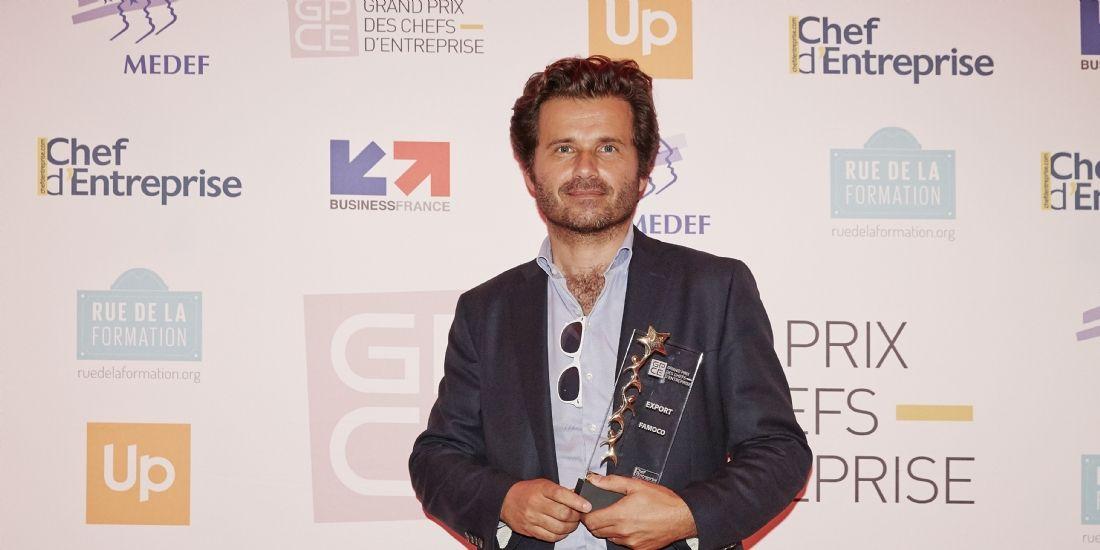 GPCE 2018 : la PME Famoco lauréate de la catégorie Export