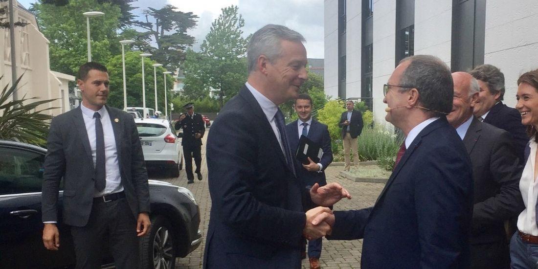 Loi Pacte : Bruno Le Maire rassure le secteur du bâtiment
