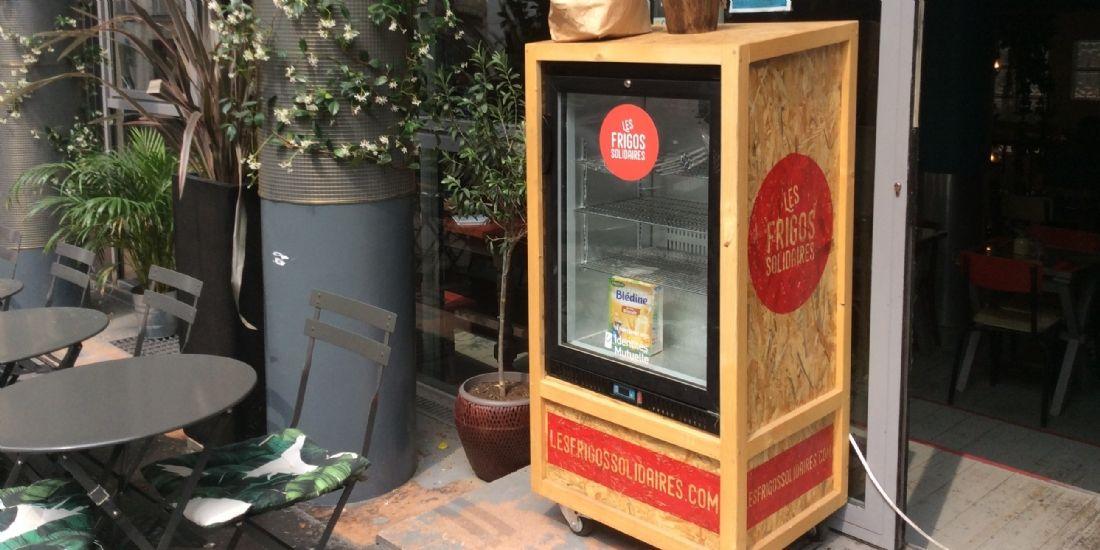 [Étude de cas] Un restaurant qui partage son frigo