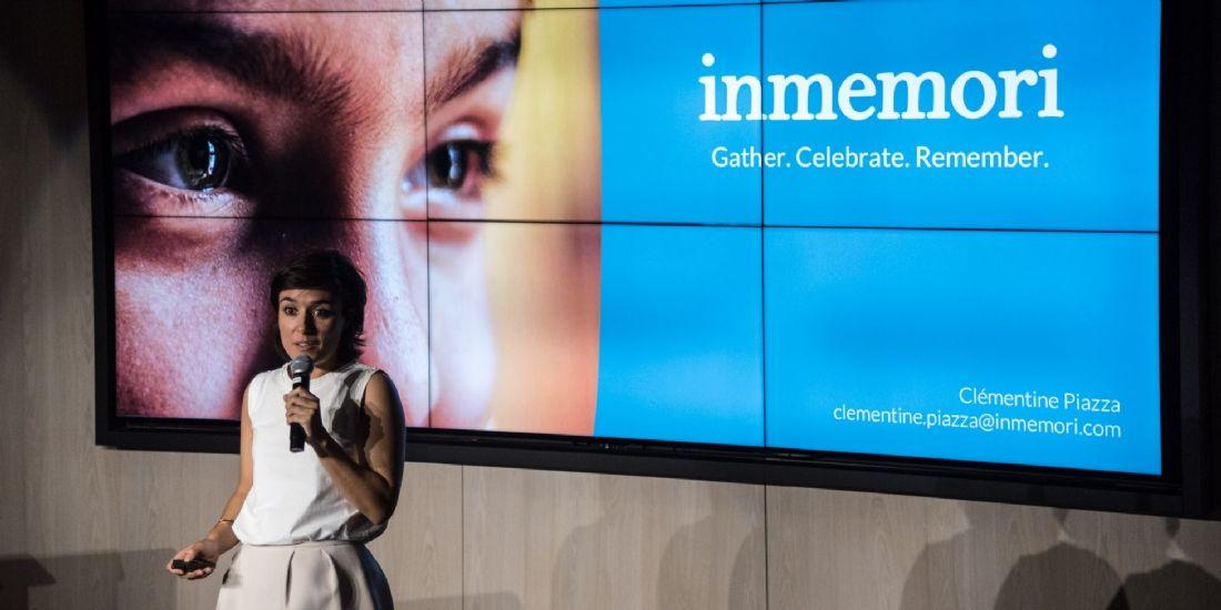 InMemori remporte la finale française du Startup Tour 2018