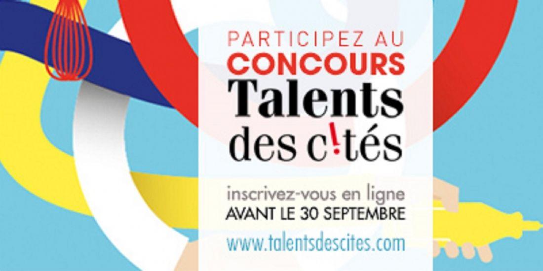 Les inscriptions au concours Talents des Cités 2018 sont ouvertes