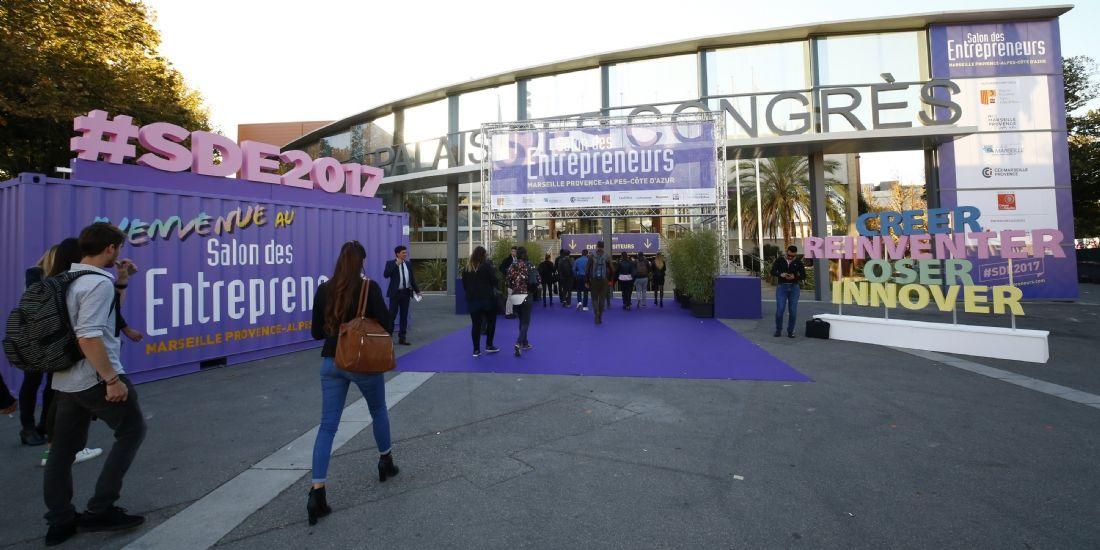 Le Salon des Entrepreneurs de Marseille met le cap sur l'Afrique
