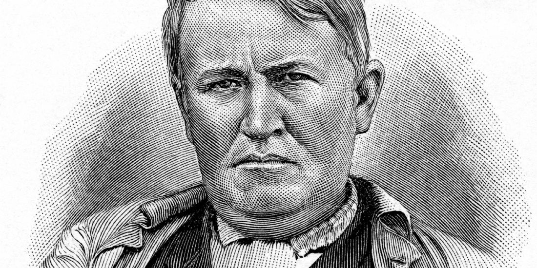 Thomas Edison, le profil de l'entrepreneur inventeur