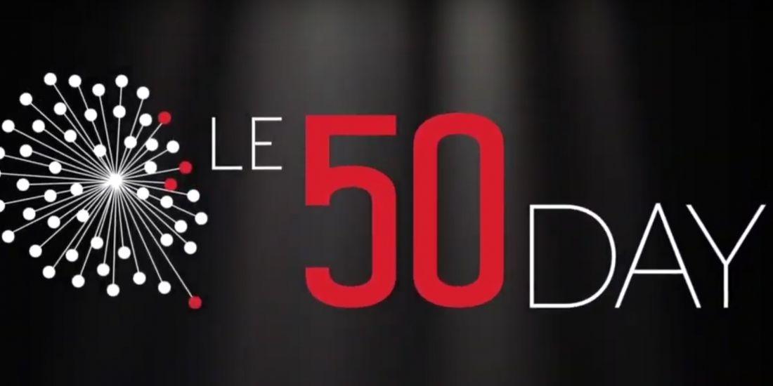 50 Day, un rendez-vous networking et inspiration