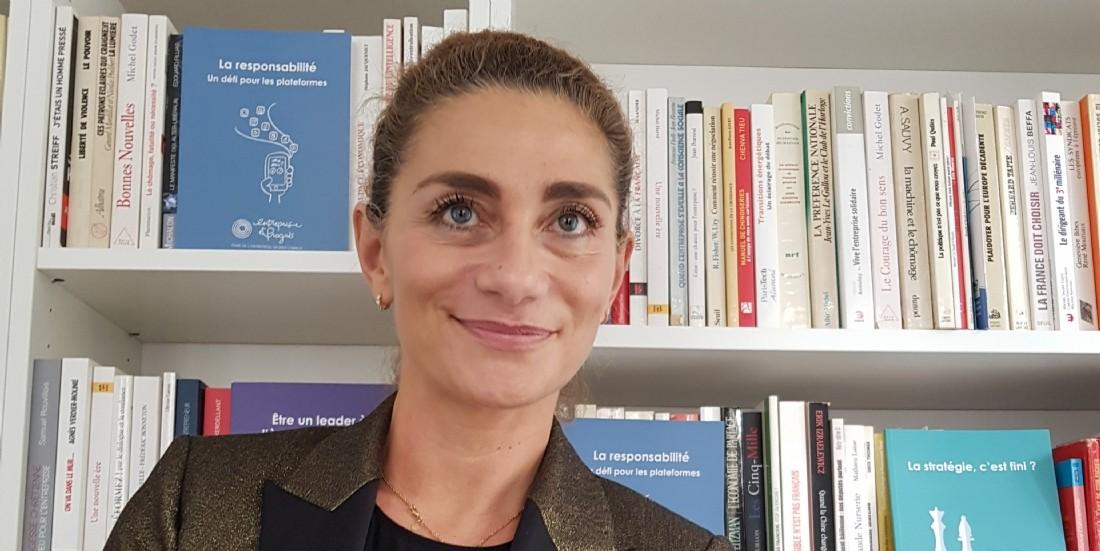 Marion Darrieutort (Entreprise et Progrès) : 'Le bien commun doit être au coeur du modèle de l'entreprise'
