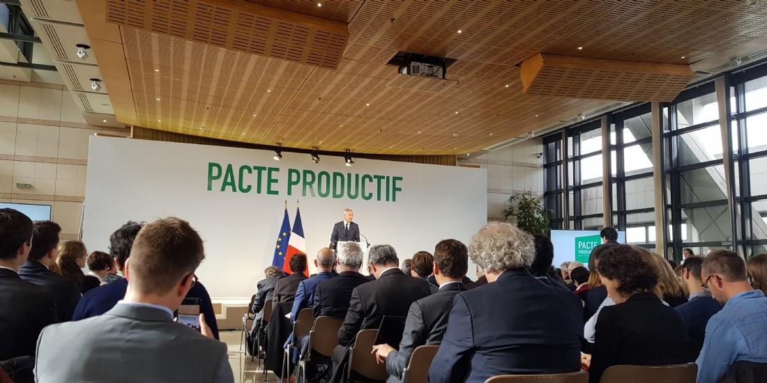 Pacte productif pour le plein emploi : ce que le gouvernement envisage