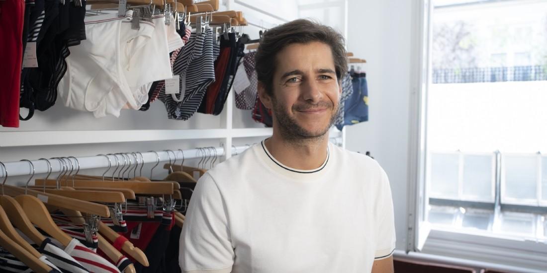 Guillaume Gibault : 'Je veux défendre l'économie circulaire et locale'