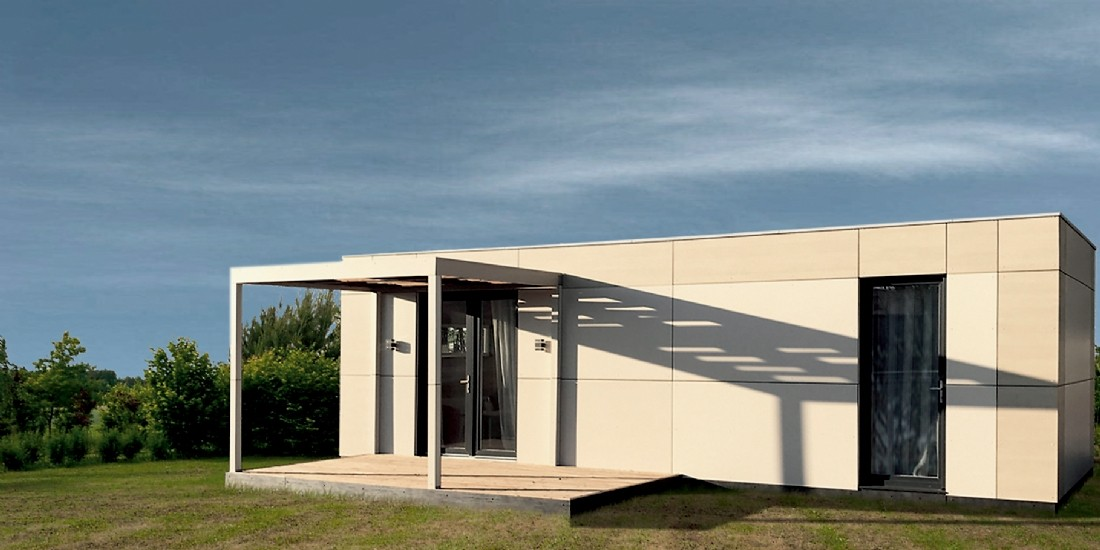 Gauthier Gondel, gérant de Lofthouse : 'Notre maison modulaire s'adapte à tous les besoins'
