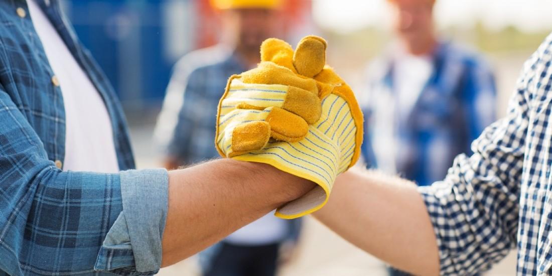 Assurer la sécurité sur les chantiers