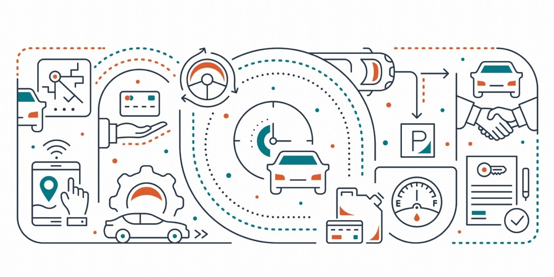 Entreprise artisanale : faut-il acheter ou louer ses véhicules ?