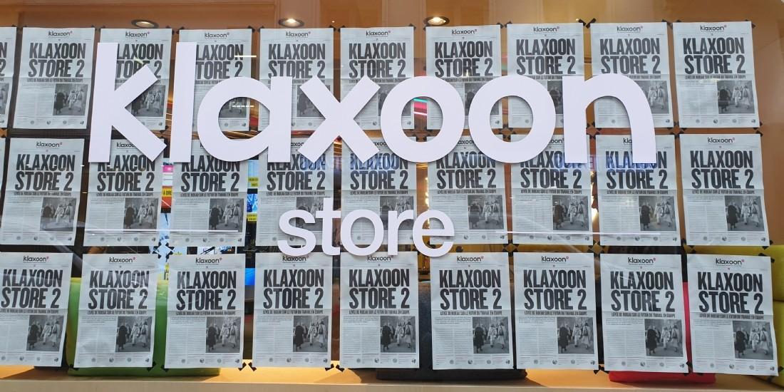 Klaxoon inaugure un nouveau lieu dédié au travail collaboratif