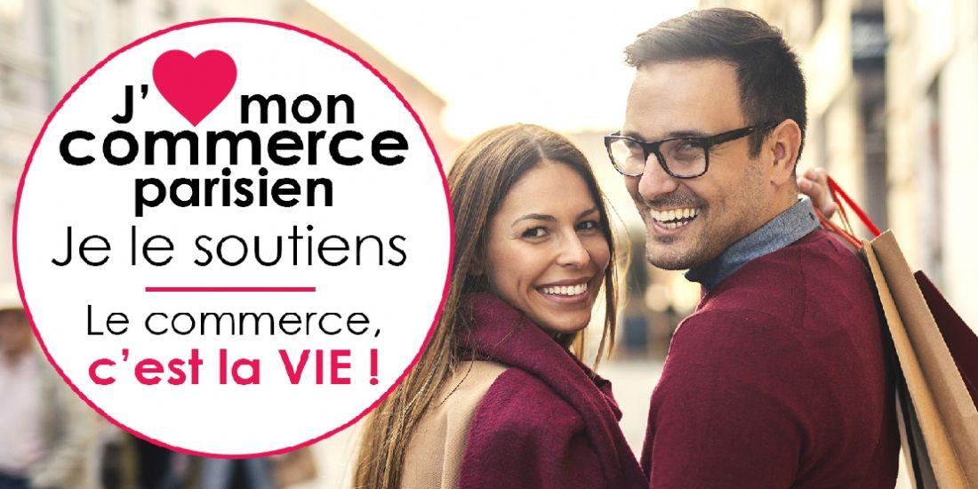 #JaimeMonCommerce : la CCI Paris lance une campagne de soutien au commerce parisien