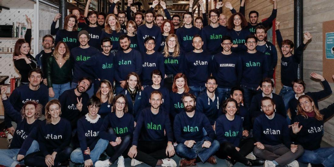 Alan lève 40 millions d'euros pour séduire les PME