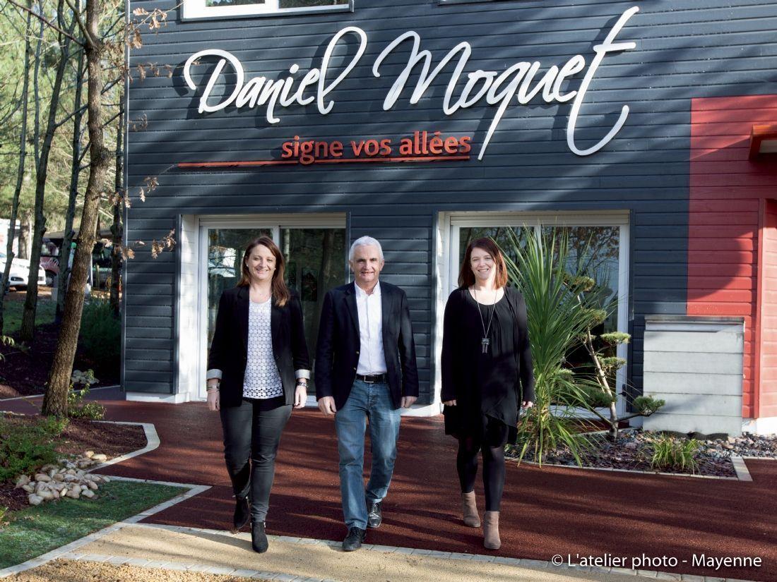 Daniel Moquet La Reussite En Franchise