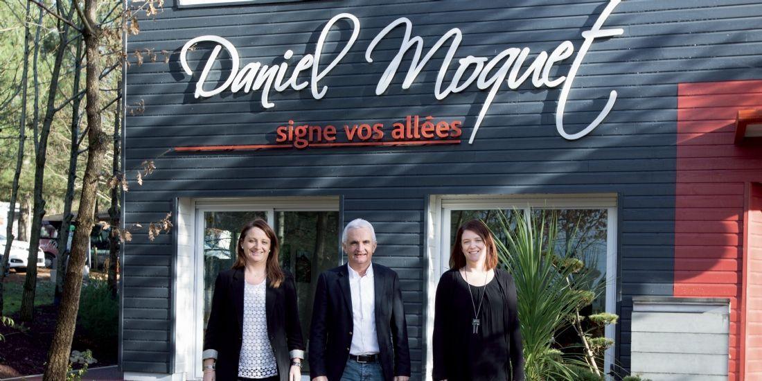 Daniel Moquet, la réussite en franchise
