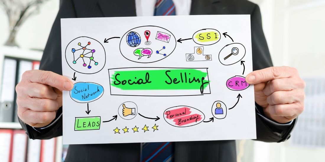 Comment augmenter l'efficacité de vos commerciaux grâce aux réseaux sociaux