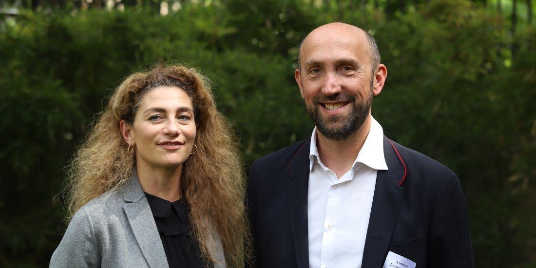 Marion Darrieutort et Antoine Lemarchand élus co-présidents d'Entreprise et progrès