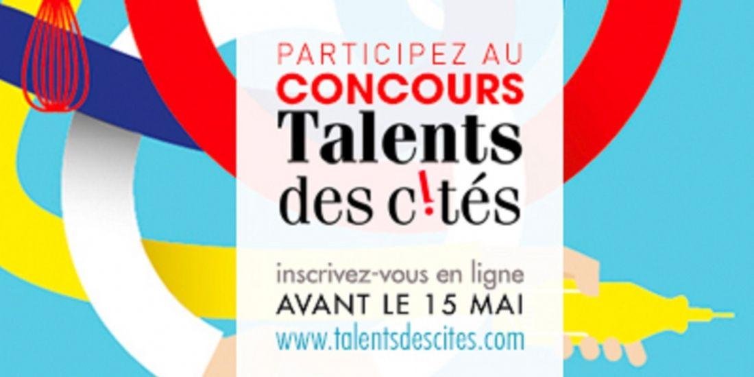 Les inscriptions au Concours Talents des Cités sont ouvertes