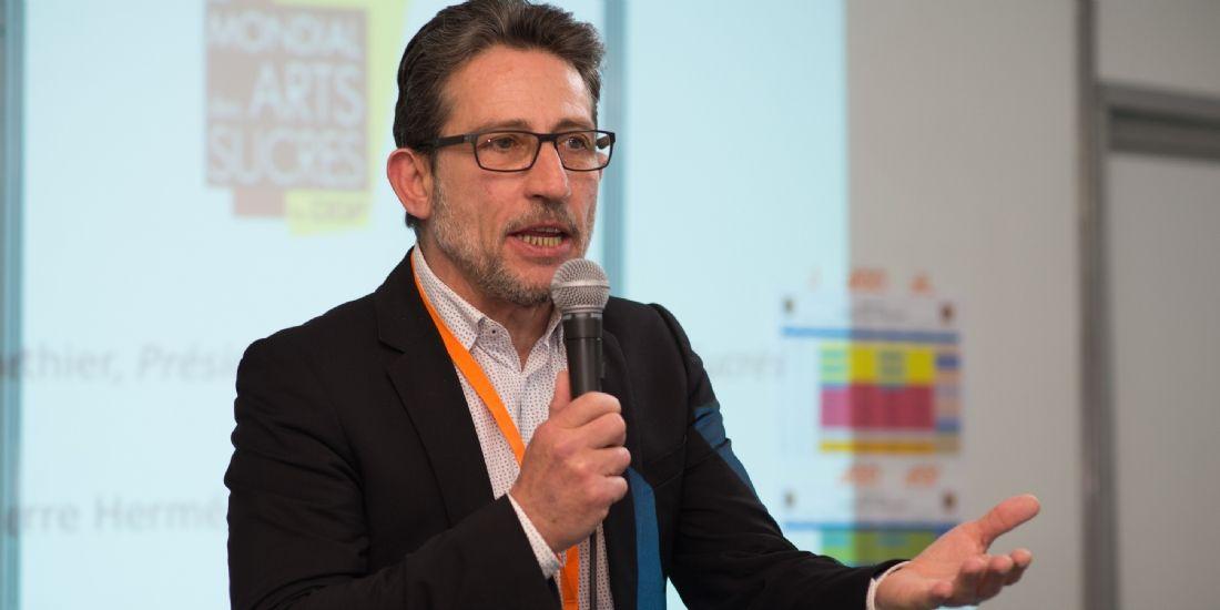 Stéphane Cortier, président DGF