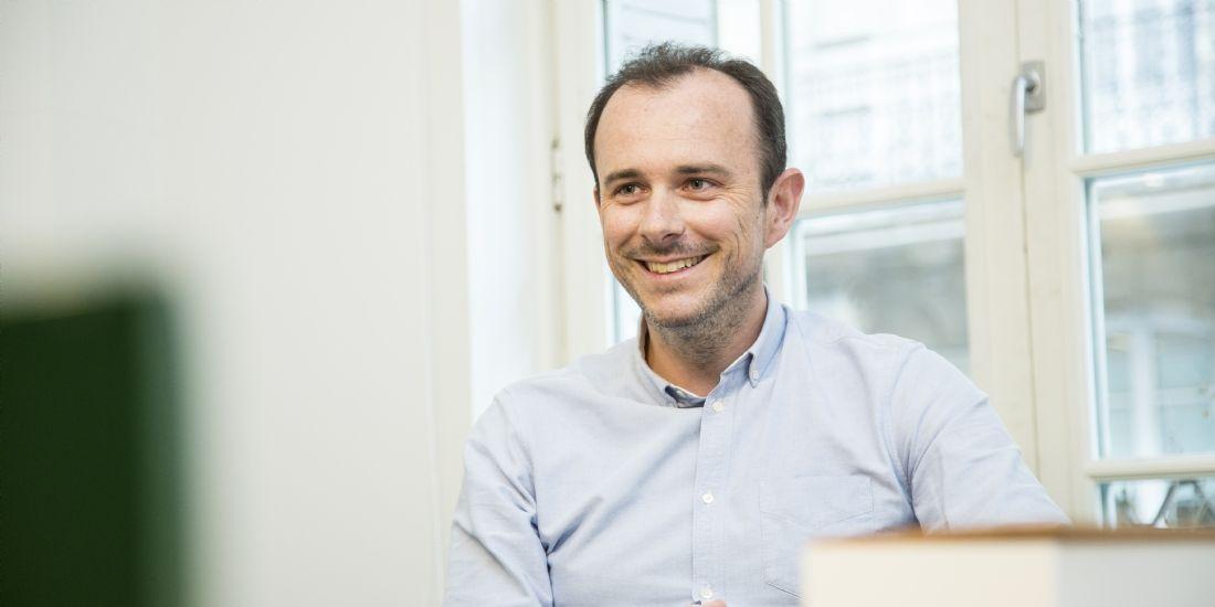 Eric La Bonnardière, CEO et cofondateur d'Evaneos : ' J'ai un job de rêve '