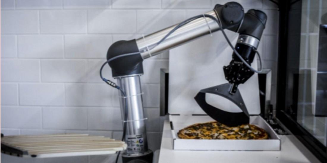 Pazzi lève 10 millions d'euros pour ouvrir un restaurant pilote 100% autonome