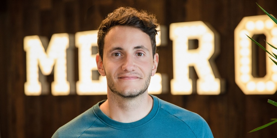 Thomas Rebaud, CEO de Meero : 'On veut aider les photographes à boucler leur fin de mois'