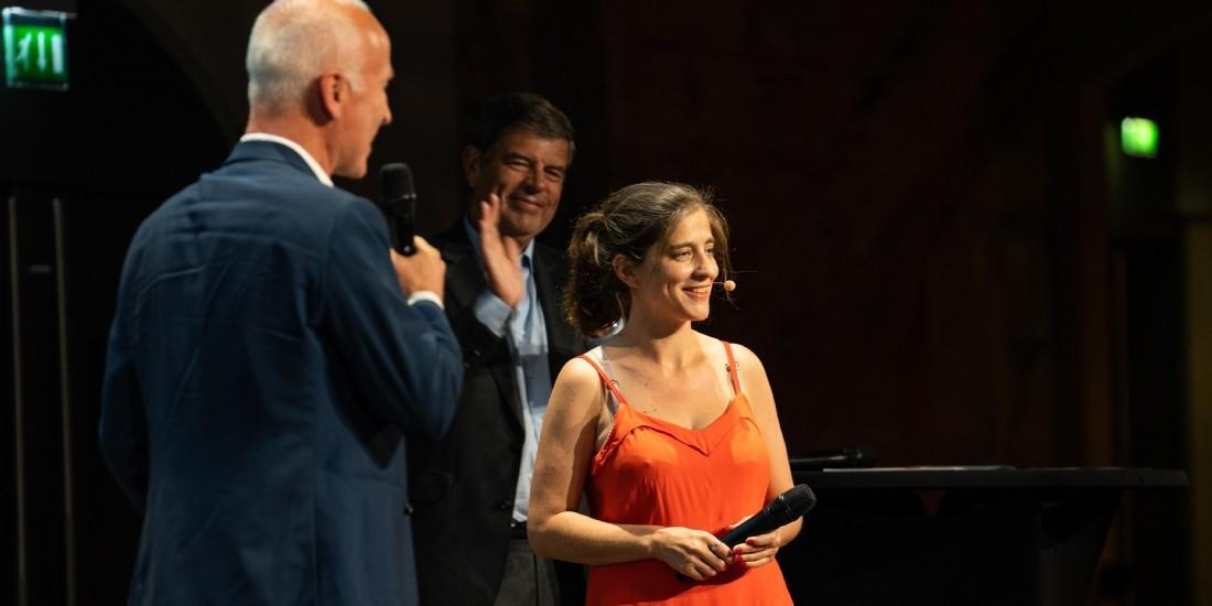 [Interview] Armelle Weisman, Réseau Entreprendre Paris : 'Il faut lutter contre les représentations trop faciles'