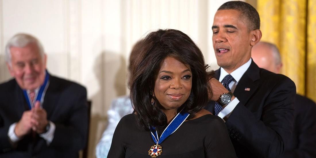 Oprah Winfrey : entrepreneur atypique